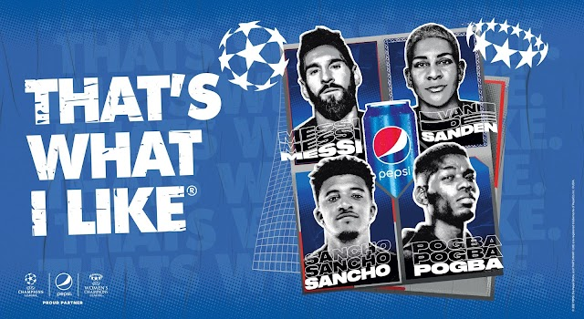 Pepsi delivers fizzy new campaign