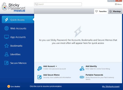 Sticky Password Premium 8.0.7.78 Free Download