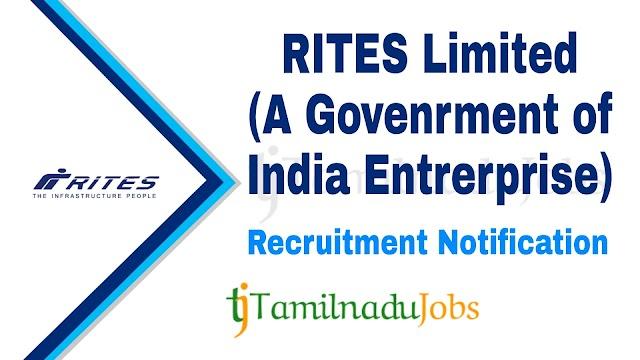 RITES Recruitment notification of 2020 - for Apprentice - 100 post