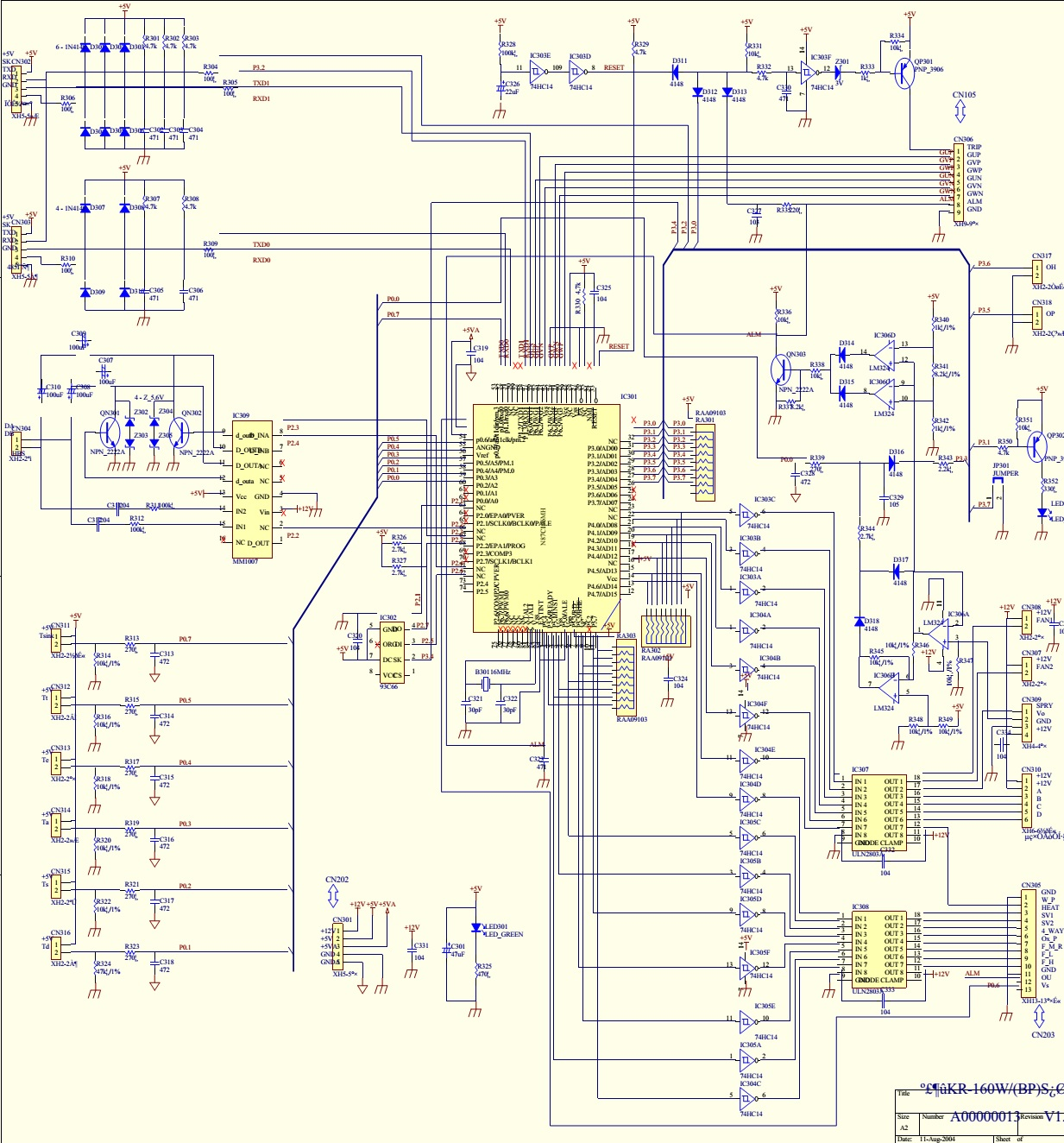 DIAGRAM] Rrtg18pabw Haier Refrigerator Wiring Diagram FULL ... on