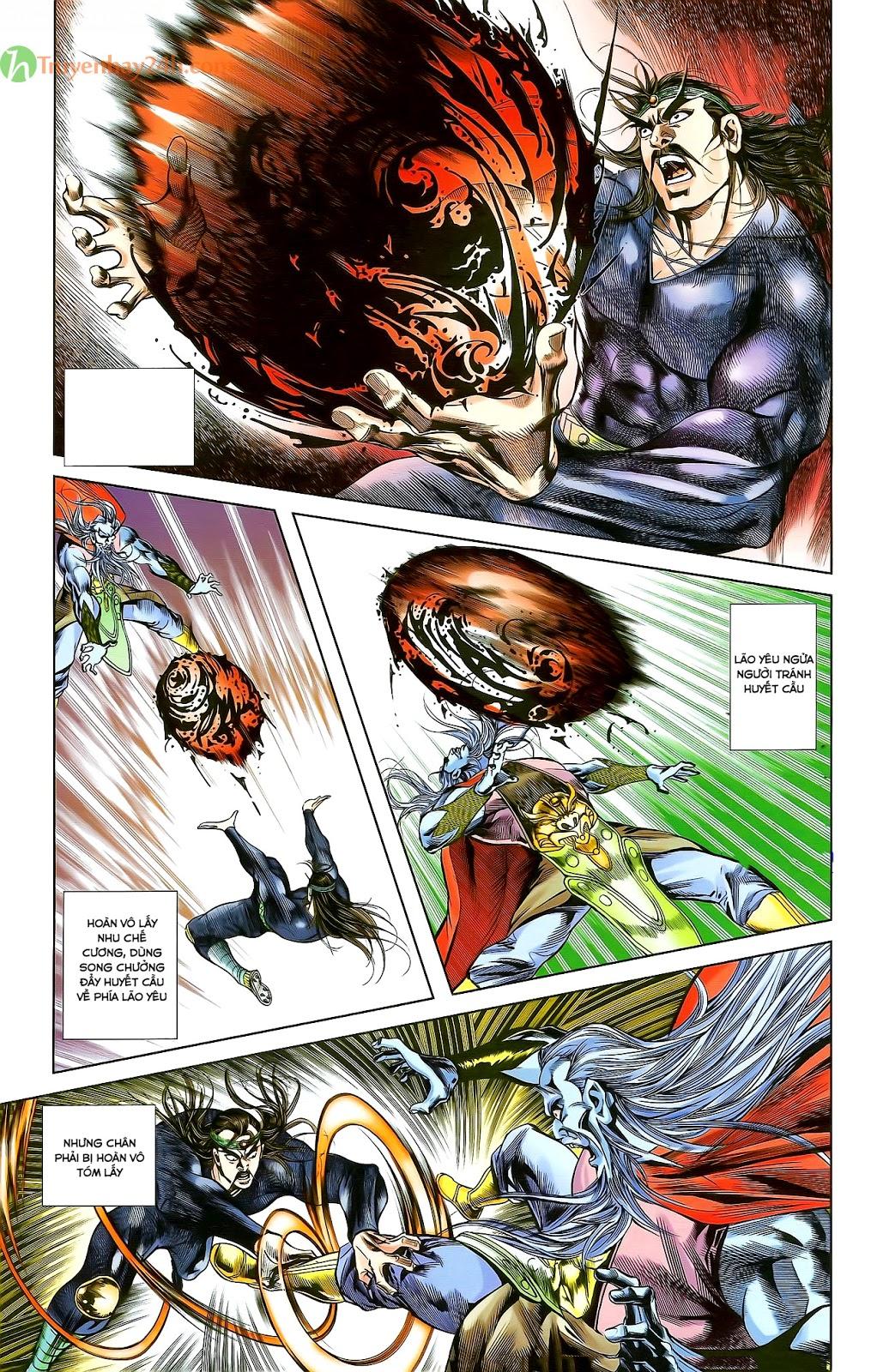 Tần Vương Doanh Chính chapter 28 trang 8