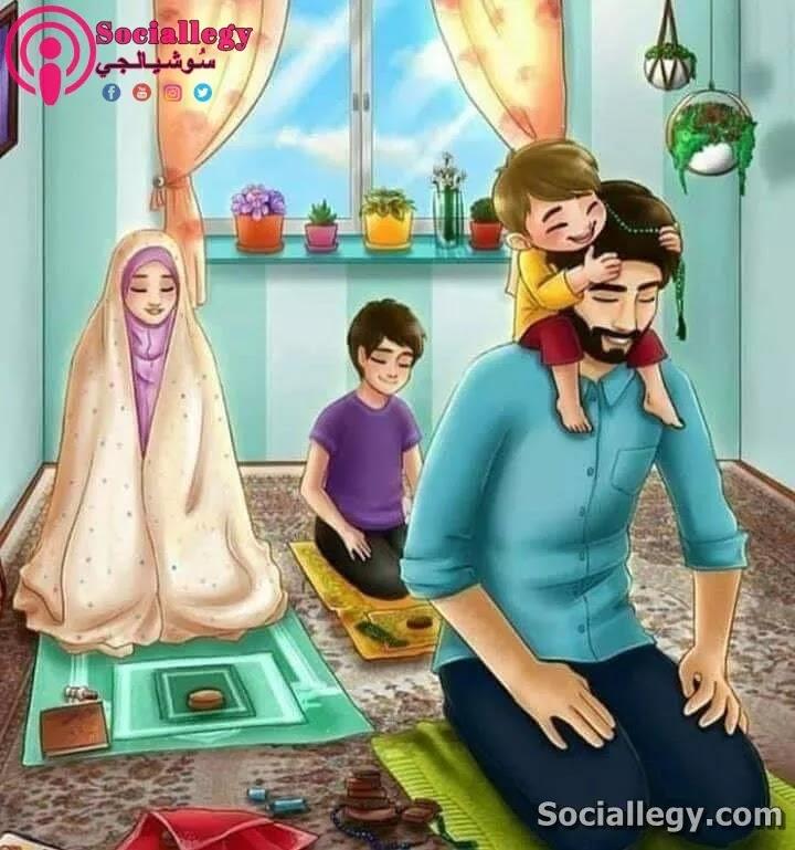 دور المرأة المسلمة في تنشئة الجيل الصالح