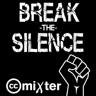 ccmixter, black lives matter, letters for black lives, break the silence