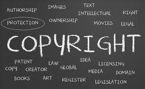 Les règle du droit d'auteur - Quels sont les règles de mes sites internet