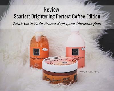 scarlett brightening