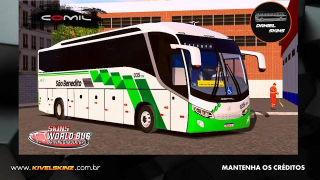 COMIL 1200 4X2 - VIAÇÃO SÃO BENEDITO