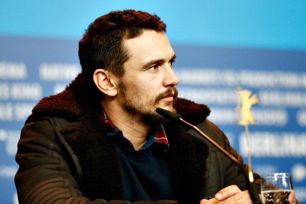 James Franco en la Berlinale