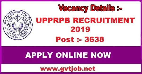 UPPRPB Recruitment Posts For 3638 Jail Warder Vacancy Know How To Apply Sarkari Naukri