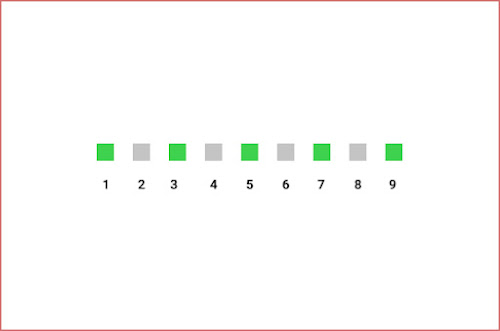 Select only Odd or Even elements by CSS