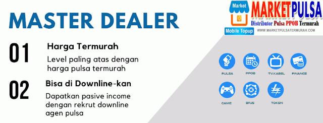 Master Dealer Pulsa Murah, Solusi untuk Bisnis Pulsa Anda