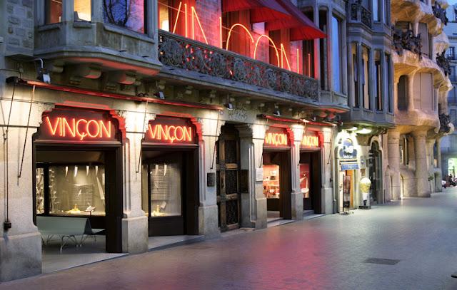 Lojas de roupa em Barcelona