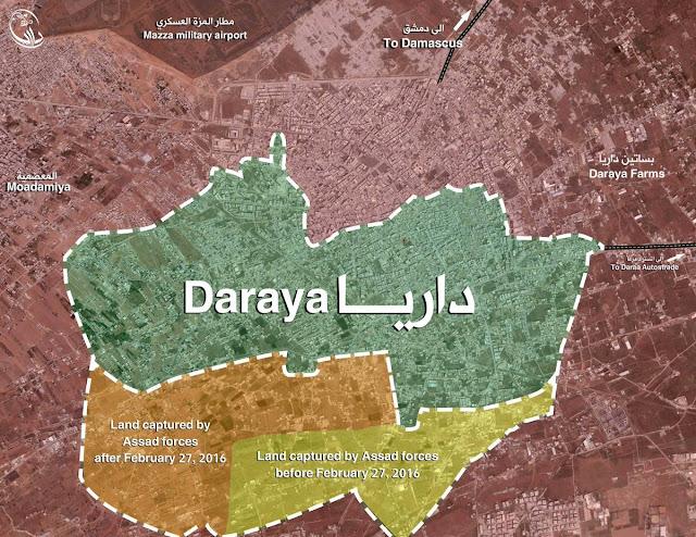 darayya syria damascus
