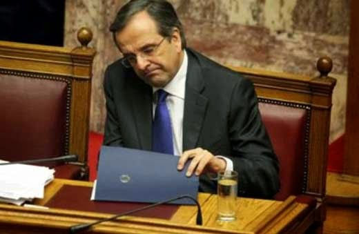 Τα λάθη του Σαμαρά που έκαναν τον ΣΥΡΙΖΑ πρώτο κόμμα