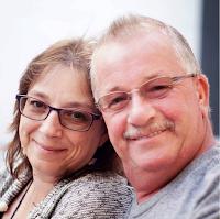 Lee Anne and her husband, Randy