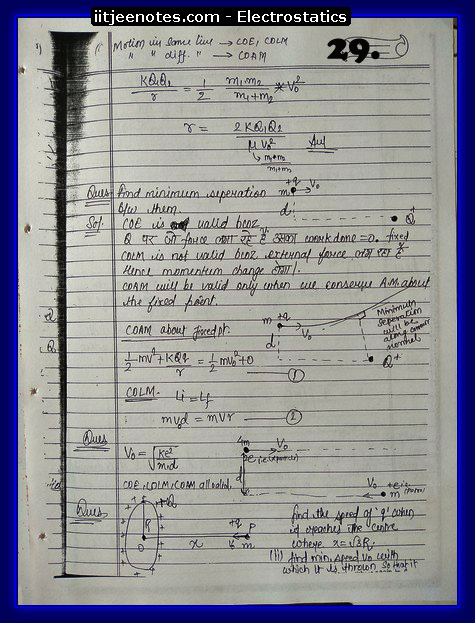 Electrostatics Notes cbse4
