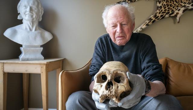 Thor Heyerdahl's son to return sacred skulls to Easter Island