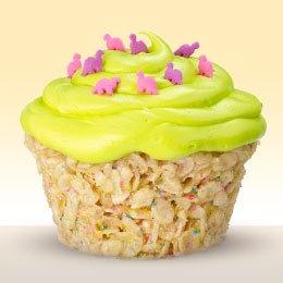 Cupcake Pebbles® Treats Recipe