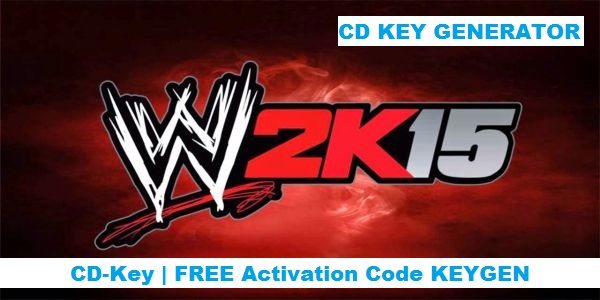 WWE 2K15 free steam code