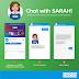 Say Hello to SARAH, SYKES AI chatbot in Facebook Messenger