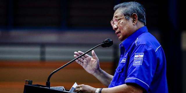 """Pengamat: SBY Ingin Ingatkan Moeldoko """"Jangan Karena Sedang Berkuasa Mengkudeta Demokrat"""""""