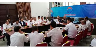 Jelang UN dan PPDB, Ombudsman Rakor dengan Disdik Se-Provinsi Lampung dan Kanwil Kemenag Lampung
