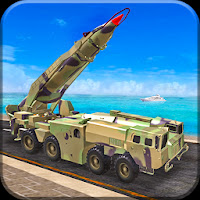 Army Missile Attack Truck Apk Game for Android