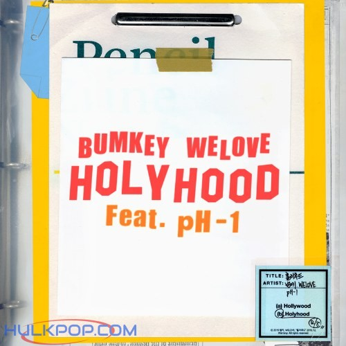 BUMKEY, WELOVE – Holyhood (Feat. pH-1) – Single