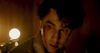 Ranbir Singh as Johnny Balraj in Bombay Velvet, directed by Anurag Kashyap