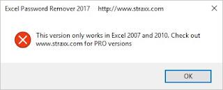 Cara Membuka Password Excel 2016 dan 2013