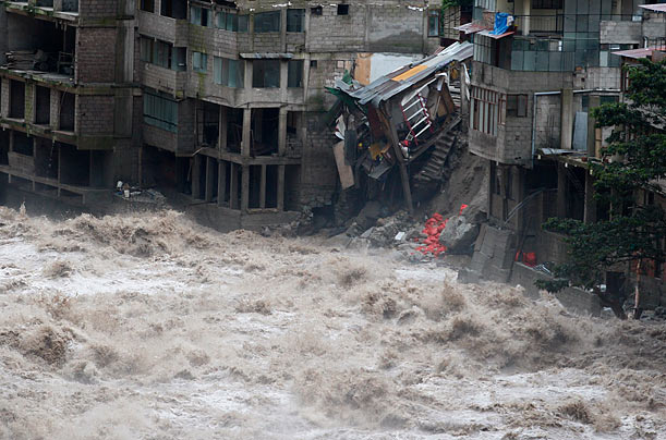 The Big Wobble: State of emergency declared: Peru floods ...