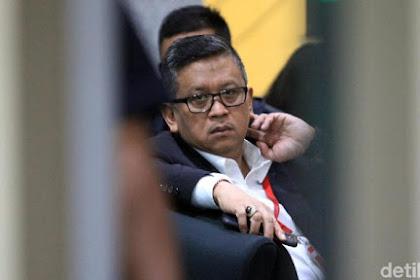 Buntut Kasus Suap Harun, Sekjen PDIP Hasto Diperiksa KPK