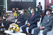 Pemprov Sambut Peresmian Pengadilan Terpadu di Manado