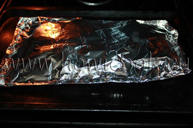 рецепт курицы в сметане с чесноком в духовке с пошаговыми фото