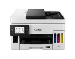 Canon MAXIFY GX6040 Driver Download