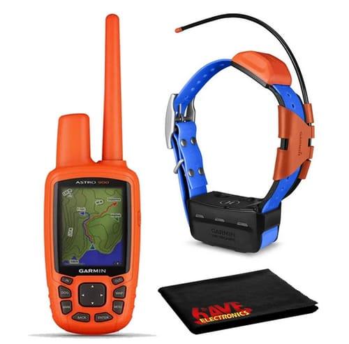 Garmin Astro 900 Handheld GPS Tracking System Bundle