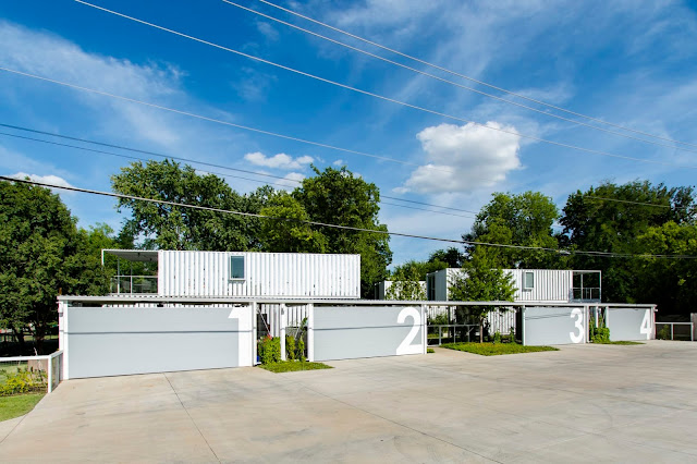 Award-Winning Shipping Container Homes, Oklahoma City 22