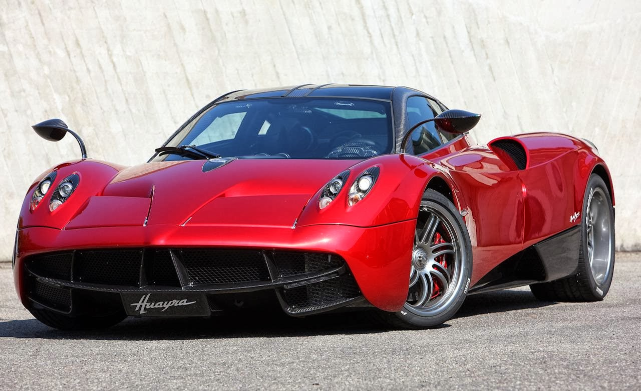 Marchettino - The ONLY official website: Pagani Huayra ...