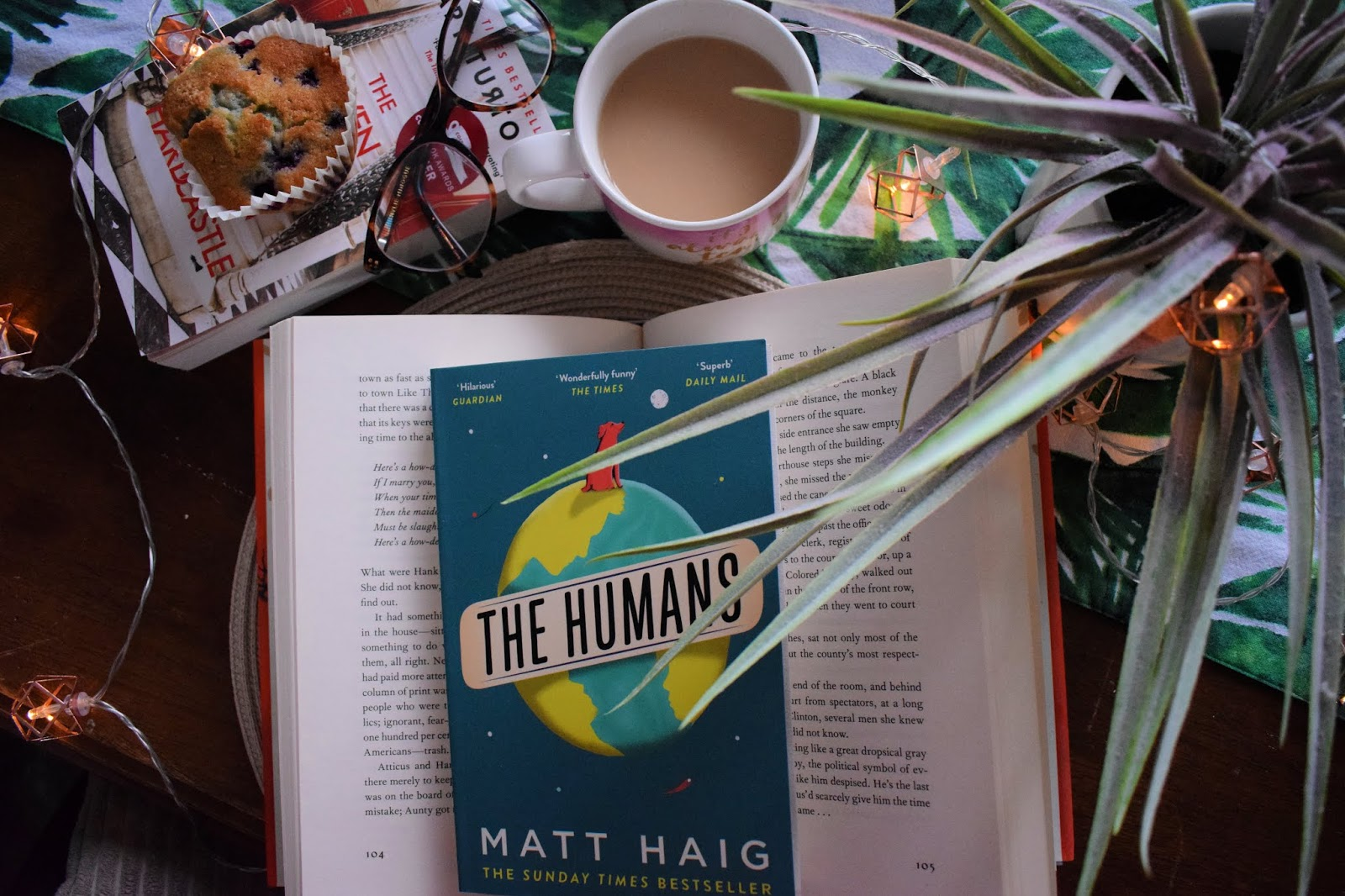 Book Review The Humans - Matt Haig