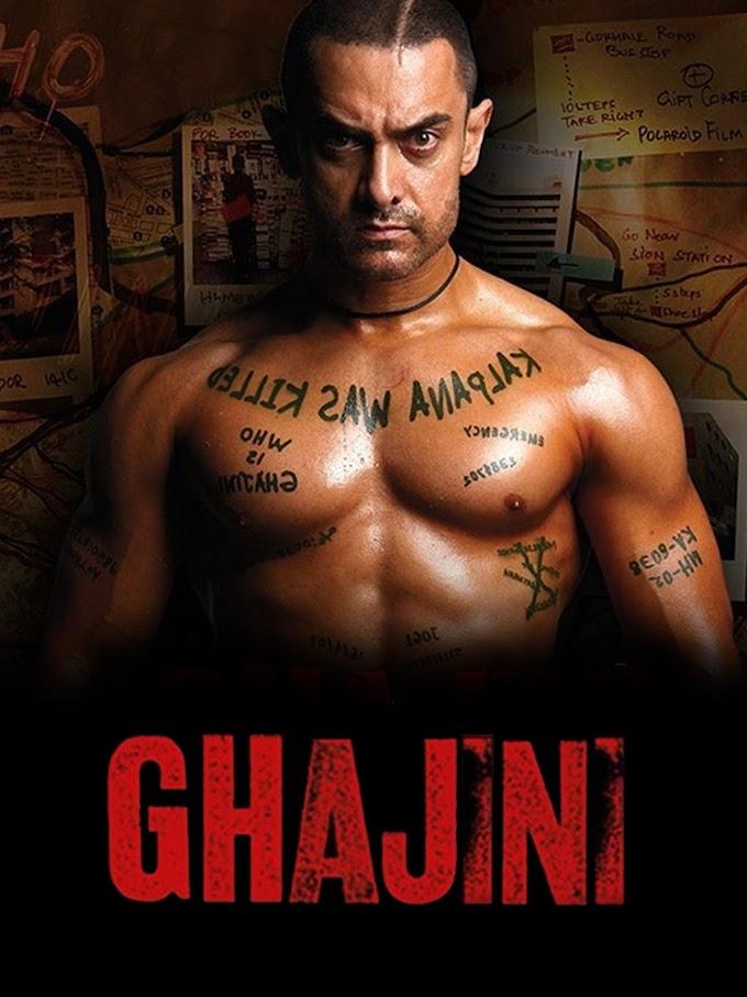 Ghajini (2008) Hindi Full Movie Watch Online Movies