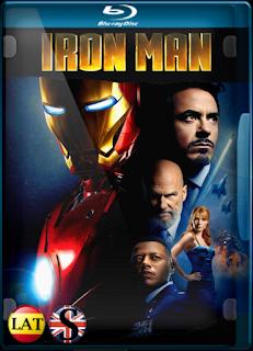 Iron man – El Hombre de Hierro (2008) REMUX 1080P LATINO/INGLES