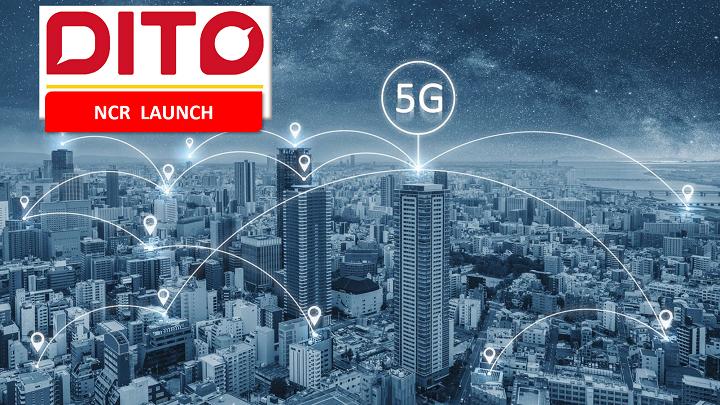 DITO officially launches in Metro Manila