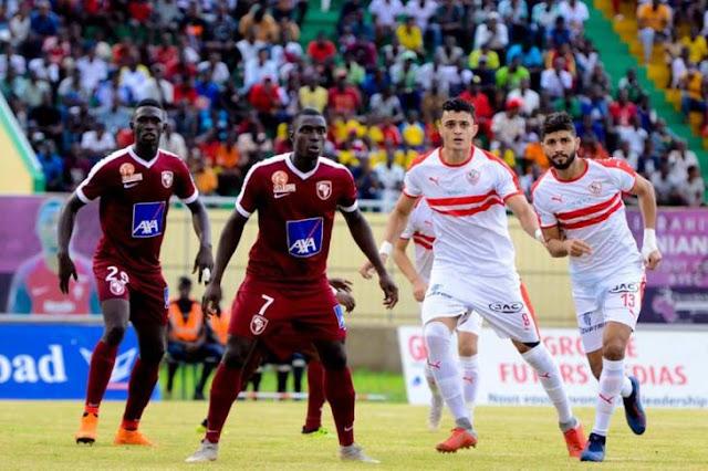 تعرف على القنوات الناقلة لمباراة الزمالك و جينيراسيون فوت اليوم في دوري أبطال أفريقيا