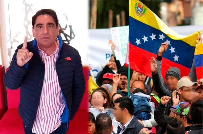 Amenazan a Carlos Álvarez tras mensaje que envió a venezolanos [FOTO]