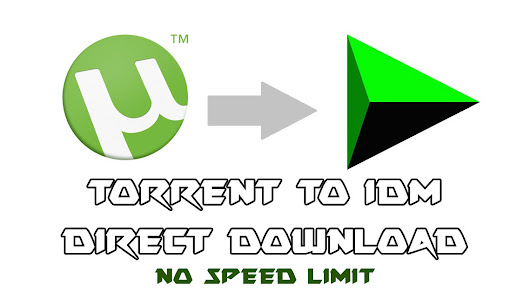 Download Torrents from IDM at Maximum Speed [Torrent to IDM]