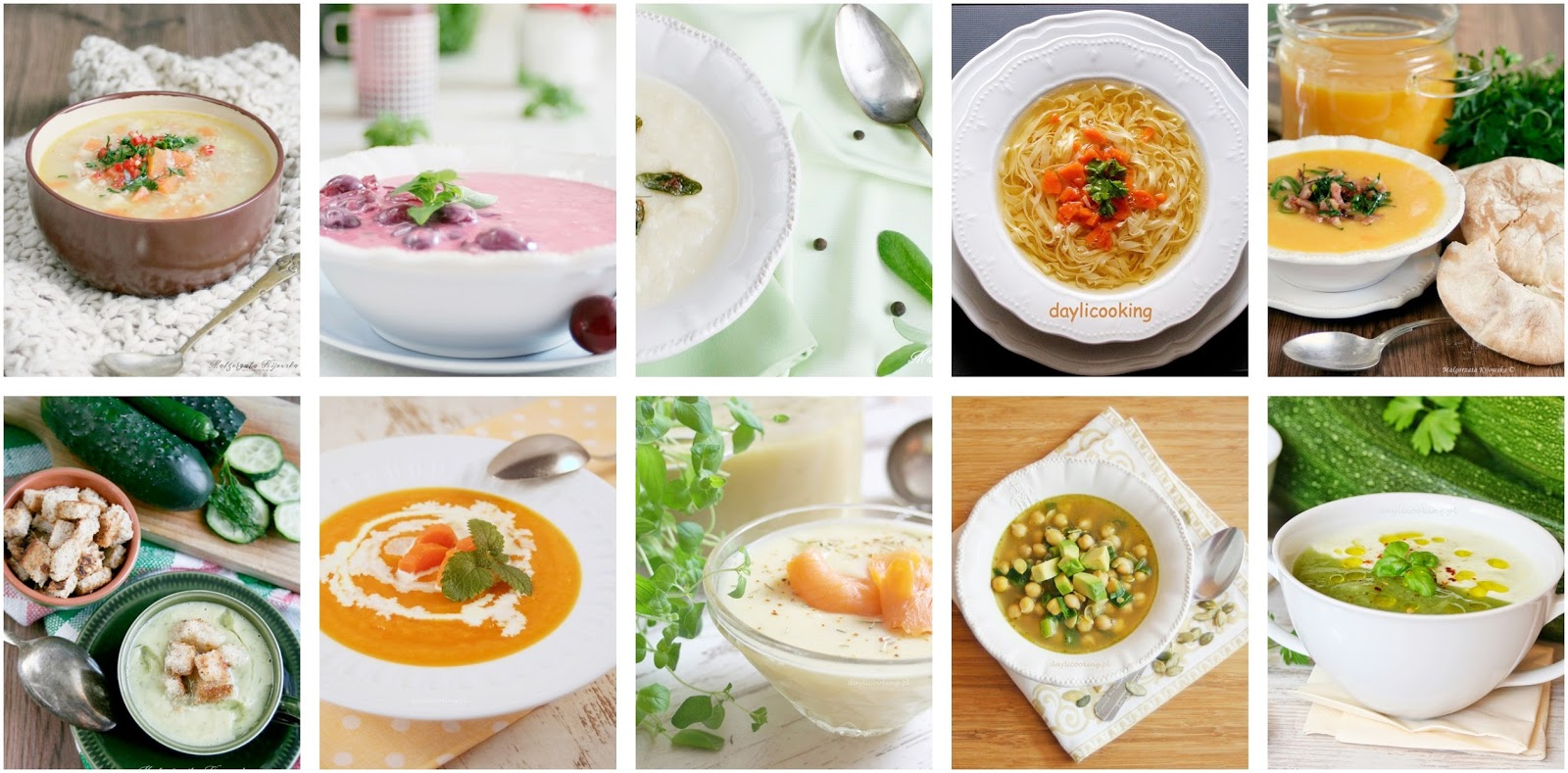 sposoby na dobra zupę, zupa, dobra zupa, smaczna zupa, daylicooking, Małgorzata Kijowska
