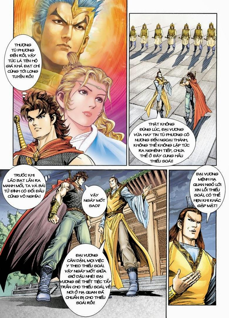 Đại Đường Song Long Truyện chap 150 - Trang 27