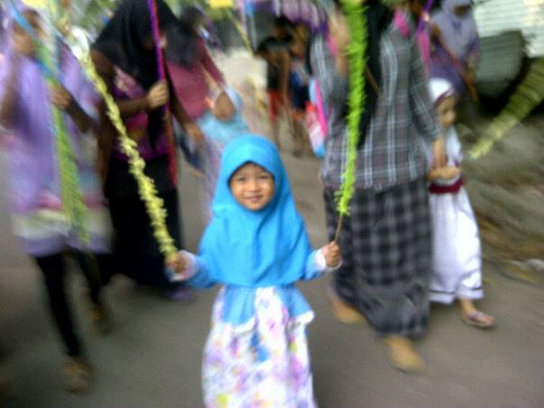 Mengenalkan Ramadan sesuia usia anak