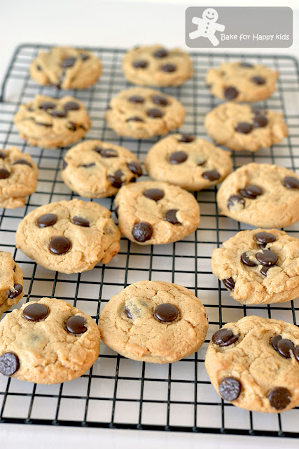 vegan chocolate chip cookies vegetable oil mix and bake no egg eggless dairy free