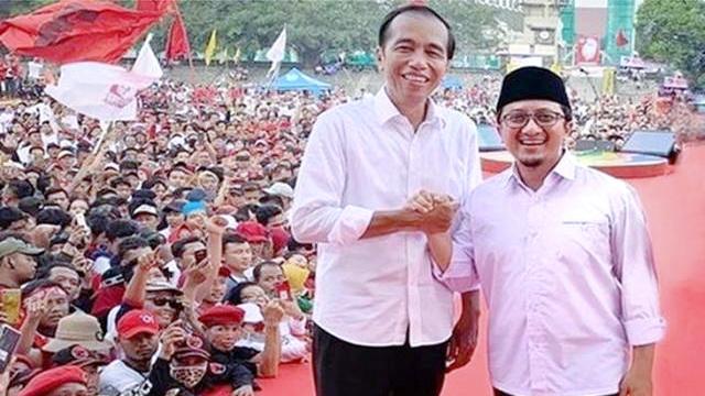 Yusuf Mansur Bersaksi: Demi Rakyat, Jokowi Tiap Hari Puasa dan Salat Hajat