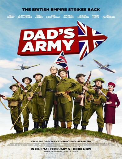 Ver Dad's Army: El pelotón rechazado (2016) Online